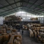 Secure, Indoor Warehouse