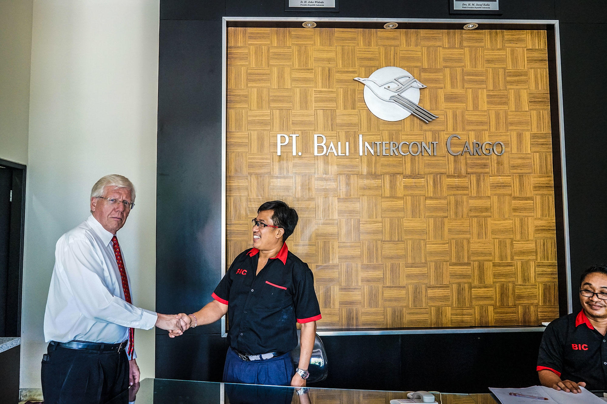 Welcome to Bali Intercont Cargo